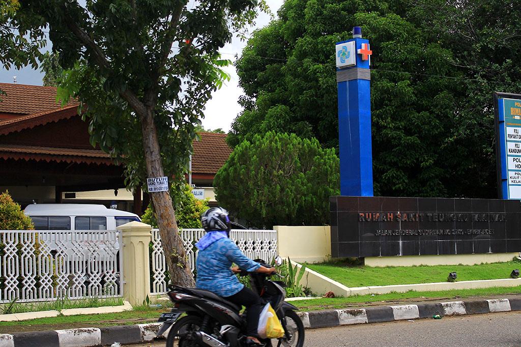 Rumah Sakit Fakinah Banda Aceh (PM-Ghasyia MZ)