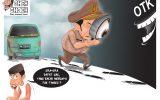 Ilustrasi Teror Pilkada