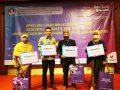 4 Guru dan Tenaga Kependidikan Aceh Raih Penghargaan Kemendikbud